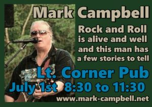Live Music - Mark Campbell (Classic Rock) @ LT Corner Pub | Lakeway | Texas | United States