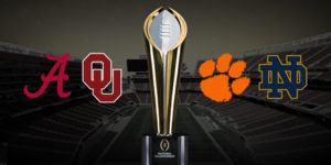 NCAA Football Playoffs - ND vs Clemson @ LT Corner Pub | Lakeway | Texas | United States