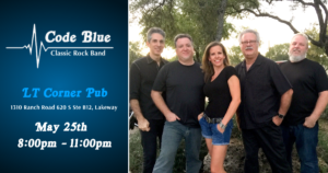 Live Music - Code Blue