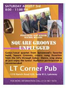Live Music - Square Grooves Uplugged